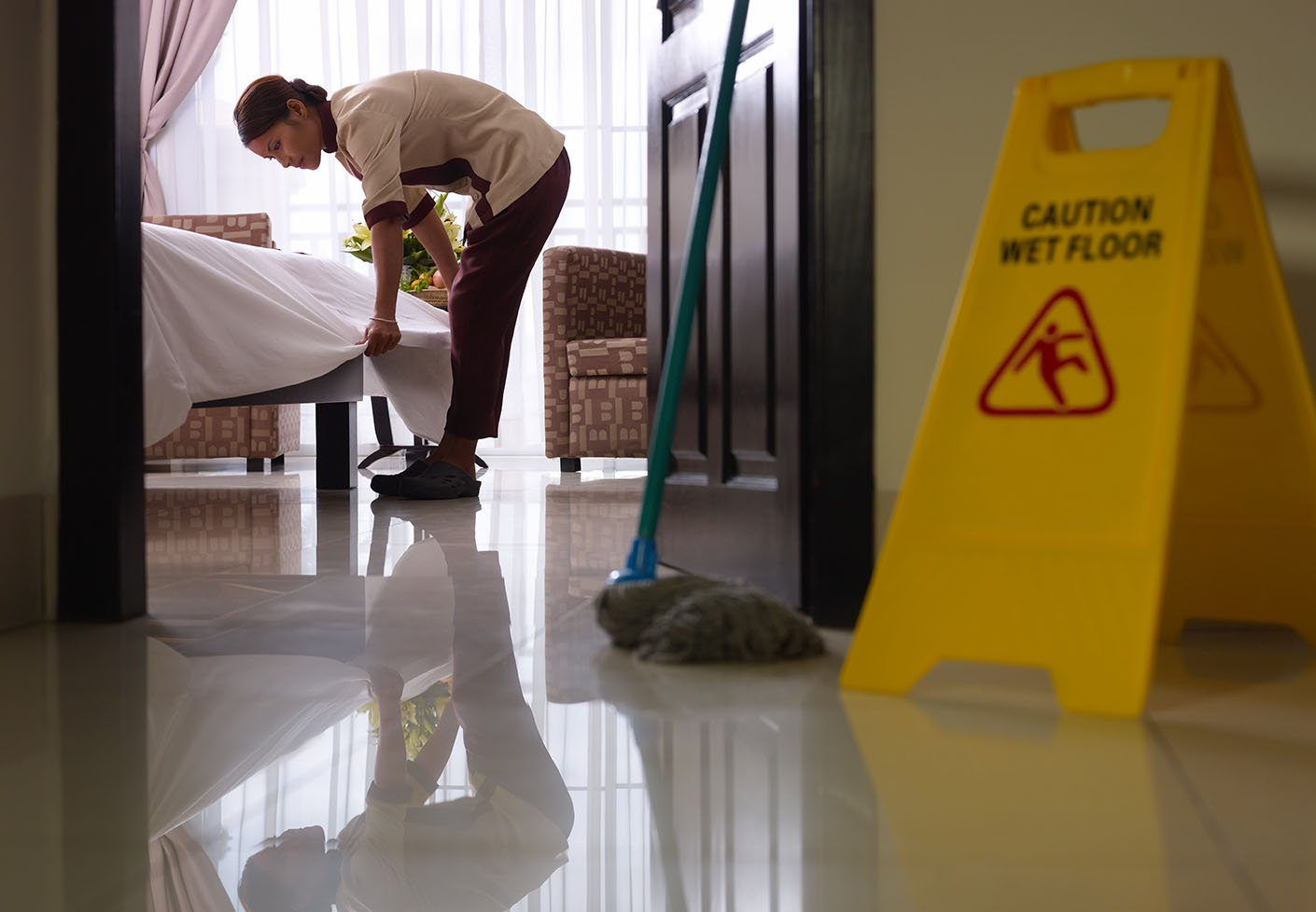The impact of cleaning protocols on the hospitality industry
